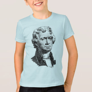 トーマス・ジェファーソン Tシャツ