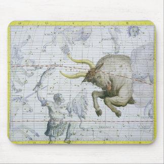 トーラスの星座は、「地図書Coeleからの2つをめっきします マウスパッド