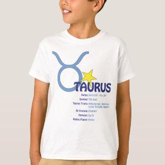 トーラスの特性の子供のTシャツ Tシャツ