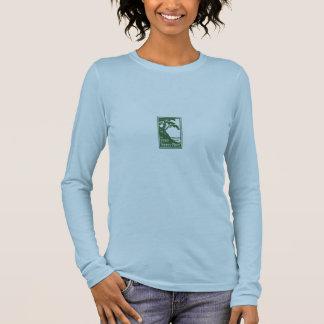 トーリーパインのロッジ 長袖Tシャツ