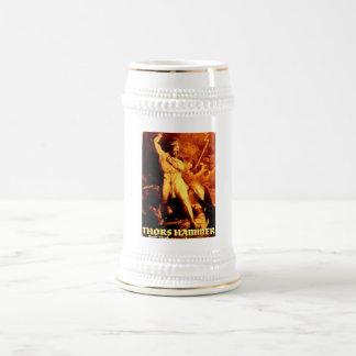 トールのハンマーStien ビールジョッキ