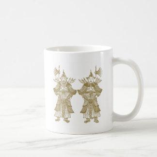 ドアの神 コーヒーマグカップ