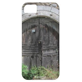 ドアのiPhoneの場合 iPhone SE/5/5s ケース