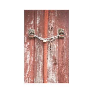 ドア キャンバスプリント