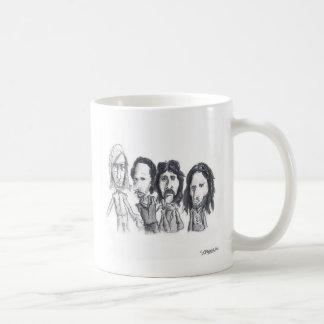 ドア コーヒーマグカップ