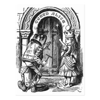 ドア ポストカード