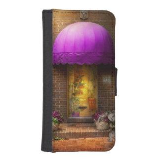 ドア-不思議の国へのドア iPhoneSE/5/5sウォレットケース