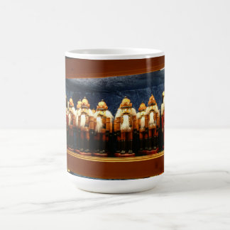 ドイツのくるみ割り コーヒーマグカップ