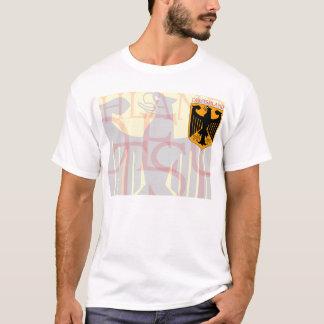 ドイツのサッカー Tシャツ