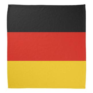 ドイツのドイツの旗のバンダナ|色 ハンカチーフ