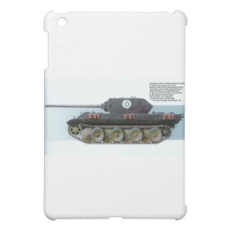 ドイツのヒョウタンク iPad MINI CASE