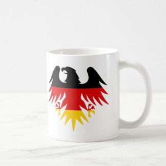 ドイツのワシの頂上 コーヒーマグカップ