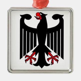 ドイツのワシ メタルオーナメント