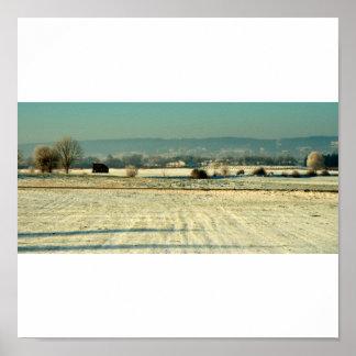 ドイツの冬 ポスター
