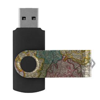 ドイツの南西部分 USBフラッシュドライブ