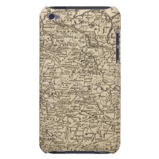ドイツの地図 Case-Mate iPod TOUCH ケース