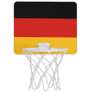 ドイツの旗色 ミニバスケットボールゴール