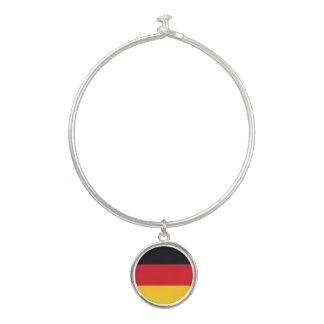ドイツの旗 バングルブレスレット