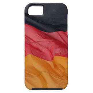 ドイツの旗 iPhone SE/5/5s ケース