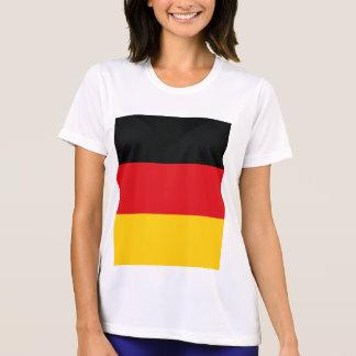 ドイツの旗 Tシャツ