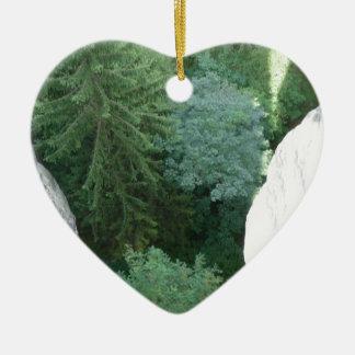 ドイツの森林 セラミックオーナメント