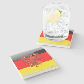 ドイツの紋章付き外衣 ストーンコースター