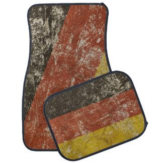 ドイツの農場の旗が付いているカーマットのフルセット カーマット