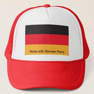 ドイツの部品と作られること誇りを持ったなトラック運転手の帽子 キャップ