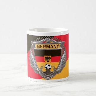 ドイツサッカーのマグ コーヒーマグカップ
