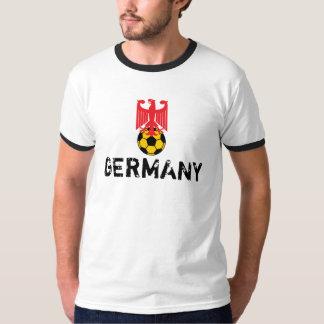 ドイツサッカーの国家 Tシャツ