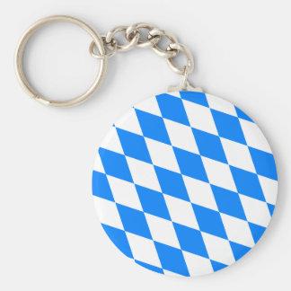 ドイツババリアの旗 キーホルダー