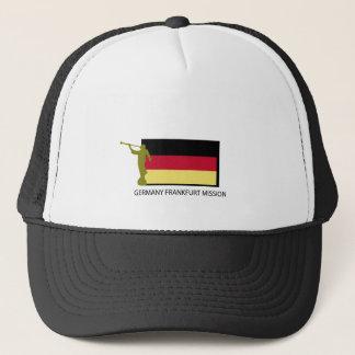 ドイツブランクフルト代表団LDS CTR キャップ