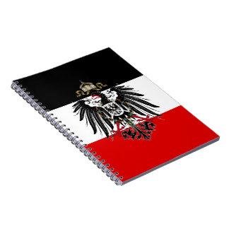 ドイツワシのヴィンテージ ノートブック