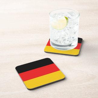 ドイツ旗のコースター コースター