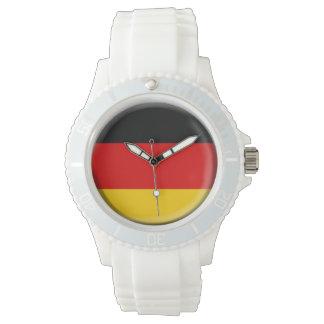 ドイツ旗の腕時計 ウォッチ