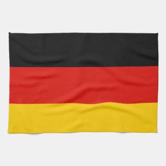 ドイツ旗 キッチンタオル