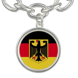 ドイツ旗 チャームブレスレット