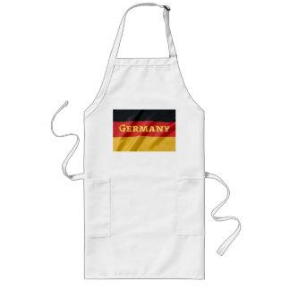 ドイツ旗 ロングエプロン