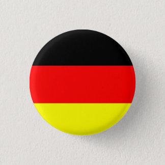 ドイツ旗 3.2CM 丸型バッジ