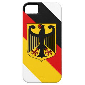 ドイツ旗 iPhone SE/5/5s ケース