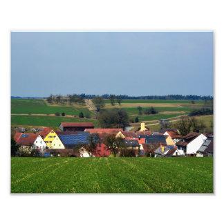 ドイツ村 フォトプリント