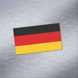 ドイツ磁気名刺の旗 マグネット名刺 (25枚パック)