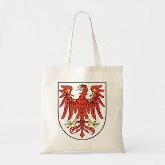 ドイツ記号ブランデンブルクの公式の紋章付き外衣 トートバッグ