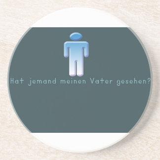 ドイツ語-お父さん コースター
