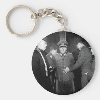 ドイツ語Gen.アントンDostlerはtied_Warイメージです キーホルダー