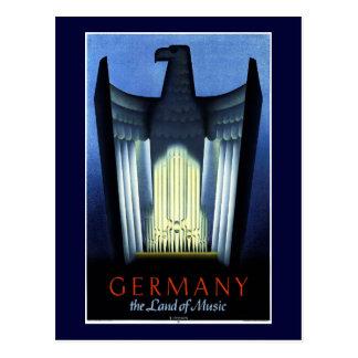 ドイツ郵便はがき ポストカード