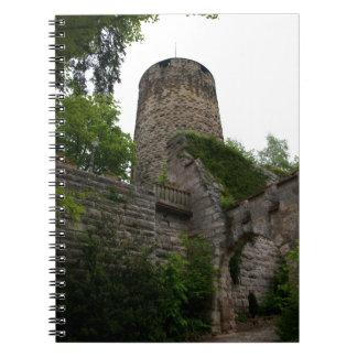 ドイツ1の城 ノートブック