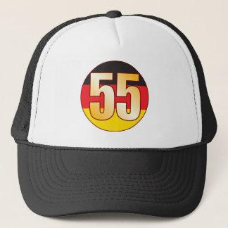 ドイツ55金ゴールド キャップ