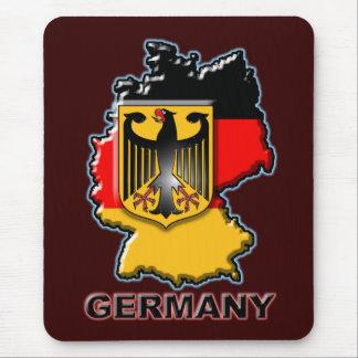 ドイツ マウスパッド