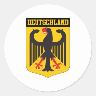 ドイツ ラウンドシール